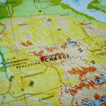 <b>心の地図を歩いている(1) [体験のことばをマップに]</b>